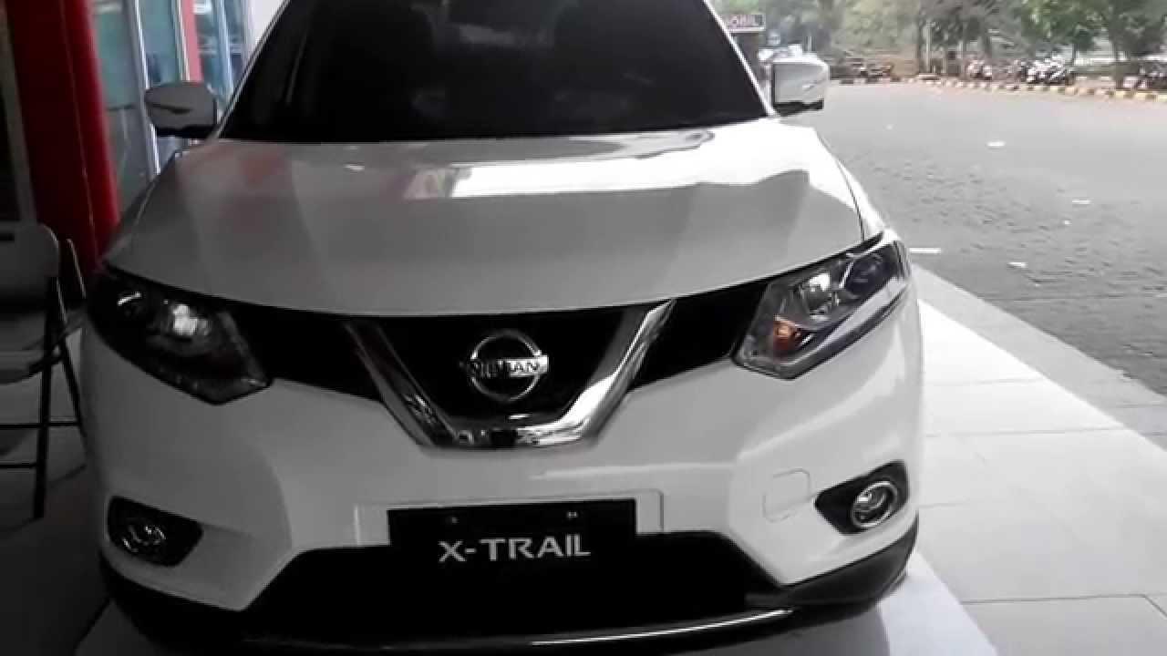 All Types harga new xtrail : Tampilan Nissan X-Trail 2.5 CVT Harga 443 juta-an - YouTube
