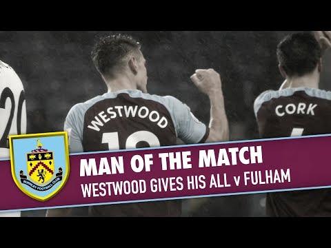 MOTM | Westwood Gives His All v Fulham
