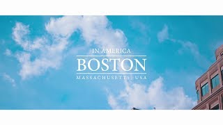 In America - Boston 2017
