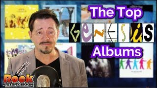 Top Genesis Studio Albums Of All Time: 50th Anniversary Edition: Poll Results