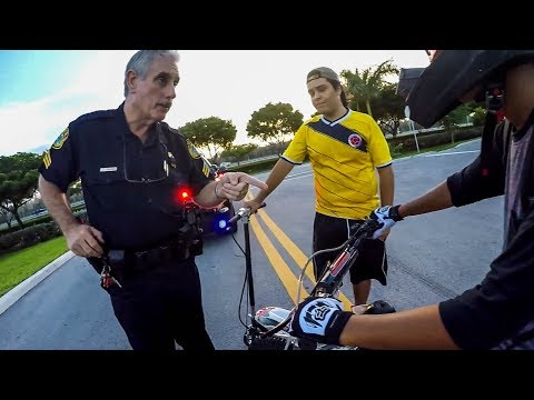 SUPER ANGRY COPS vs BIKERS   COOL & ANGRY POLICE OFFICERS vs MOTORCYCLES   [Episode 55]
