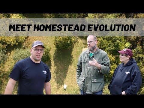 Farmer Brad Meets Homestead Evolution
