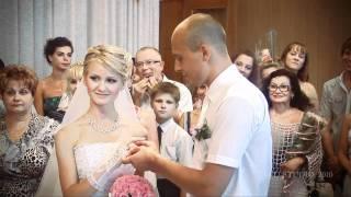 Два влюбленных сердца. Свадебное видео в Севастополе