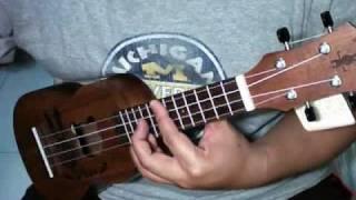 月亮代表我的心 ukulele solo anuenue u900 兔
