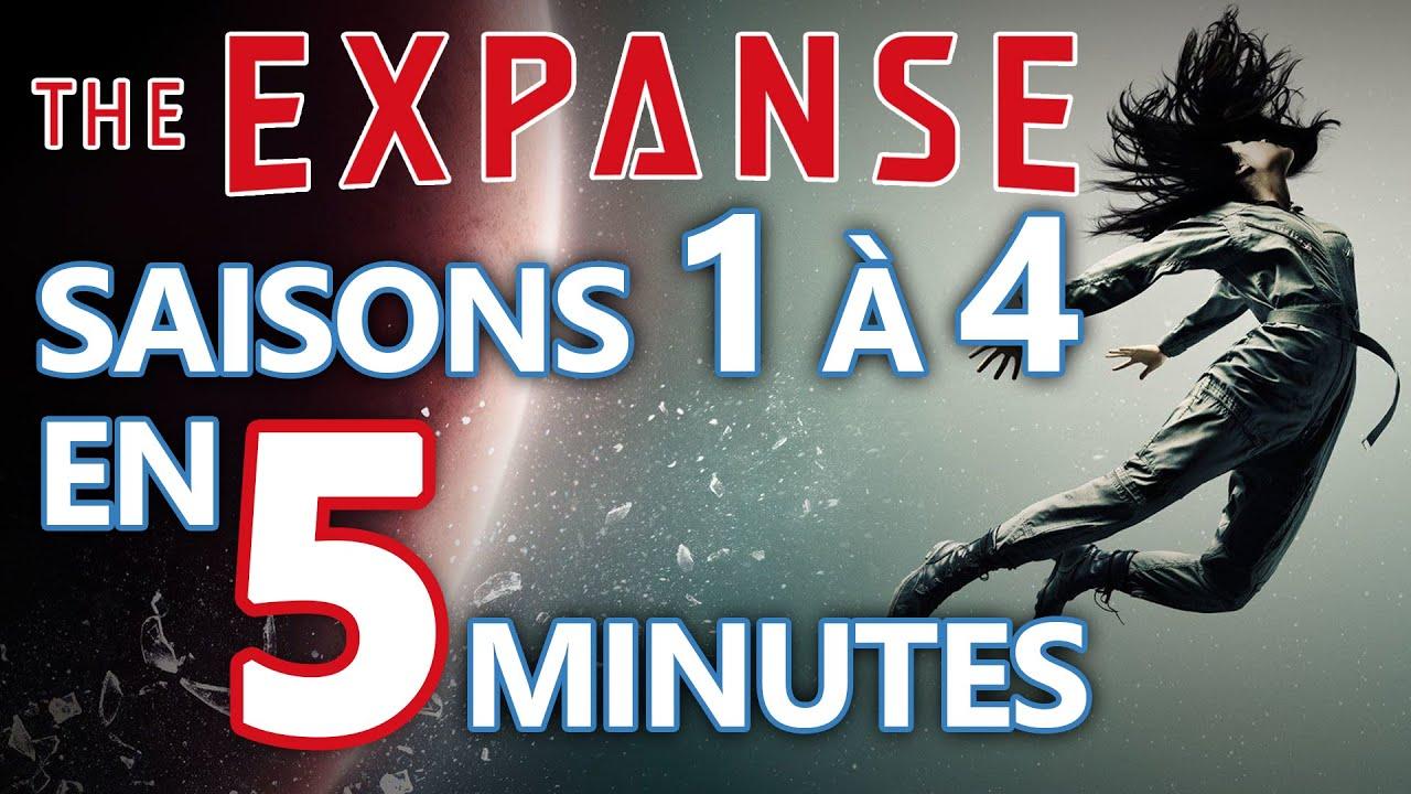 Download THE EXPANSE  | RÉSUMÉ Saisons 1 à 4 en 5 min