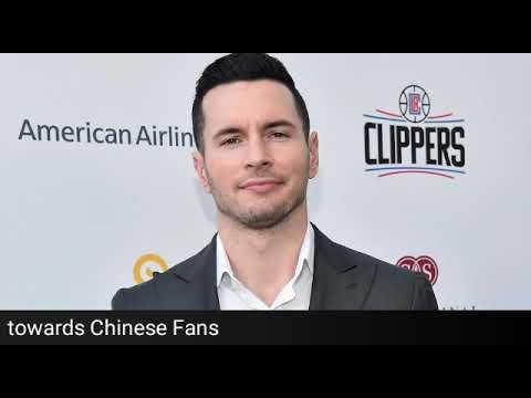 JJ Redick Used Racial Slur towards Chinese People