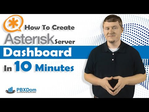 How To Create Asterisk Server Dashboard In 10 Minutes