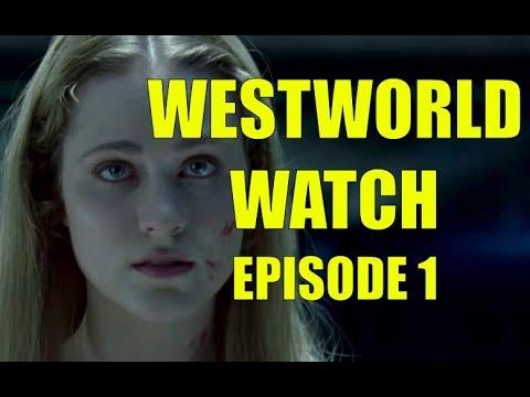 Westworld Watch Episode 1