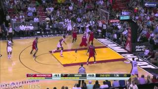LeBron James Full Highlights 2014/03/10 vs Wizards   23 Pts, 8 Assists
