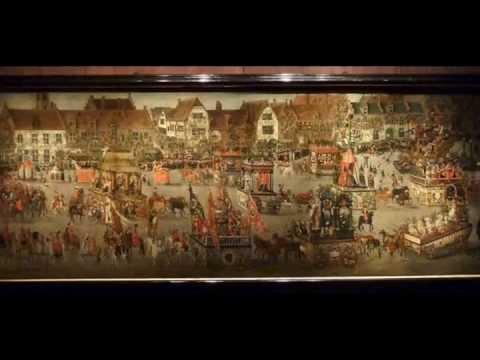 Instrumental Music from the 16th century  Bartholomäus Hess, Passamezzo  Saltarello