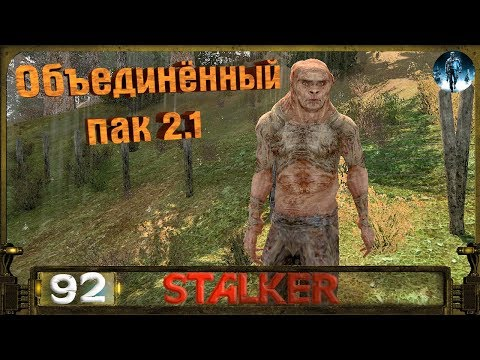 STALKER ОП 2.1 - 92: Портал в Мёртвый город и побег с города