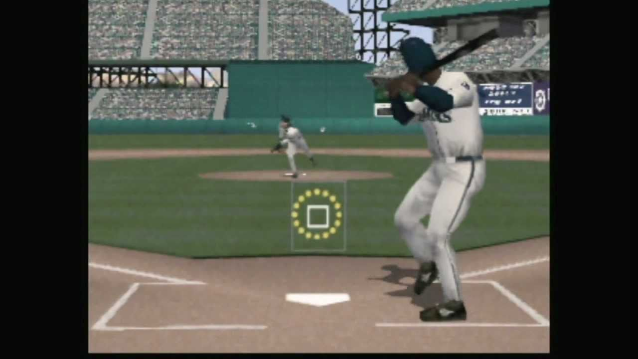 fb09afdf17 CGRundertow - MAJOR LEAGUE BASEBALL FEATURING KEN GRIFFEY, JR. for Nintendo  64 Video Game Review - YouTube