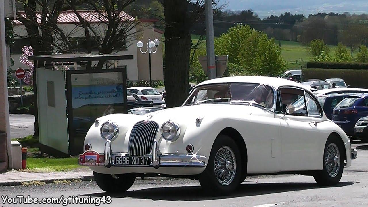 Jaguar xk150 coupe