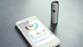 The Atmotube 2.0 + More High-Tech Air Purifiers to Help You Clean the Air in Your Home