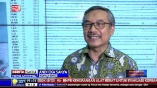BMKG Imbau Warga Aceh Waspada Dan Tak Mudah Percaya Isu Tsunami
