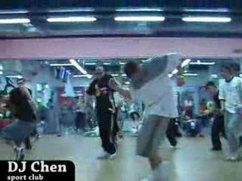 Dj Chen - Project Element Kiev 1.12.07