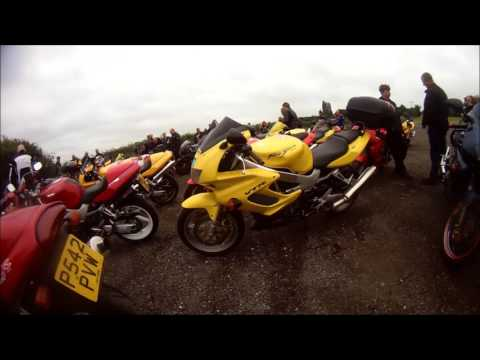 honda VTR1000F firestorm 20th anniversary meet