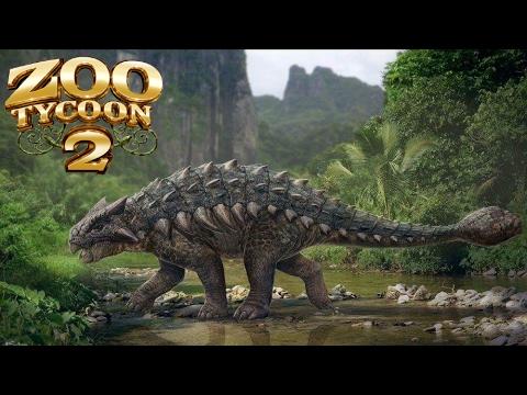 Zoo Tycoon 2: Ankylosaurus Exhibit Speed Build 2