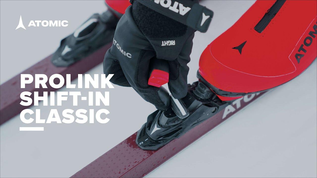 Prolink – Shift-In classic binding | Atomic Nordic