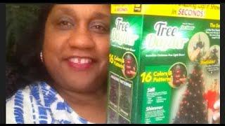 #257  Tree Dazzler Christmas Lights (as seen on TV)