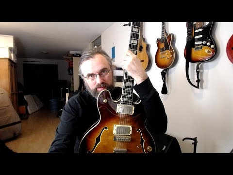 Live: Comping yourself and chord solos Ideas and Q&A