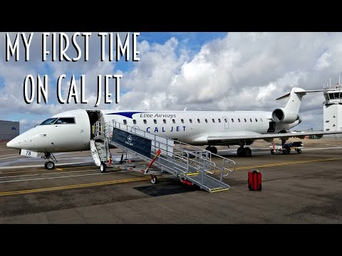 My First Time On Cal Jet