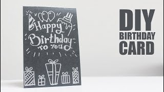 Greeting Cards for Birthday - Making Birthday Cards