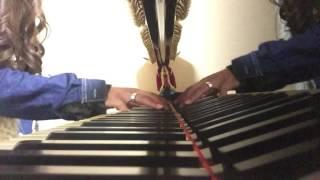 ピアノ 耳コピ アレンジ してみました Hilcrhyme Lost love song.