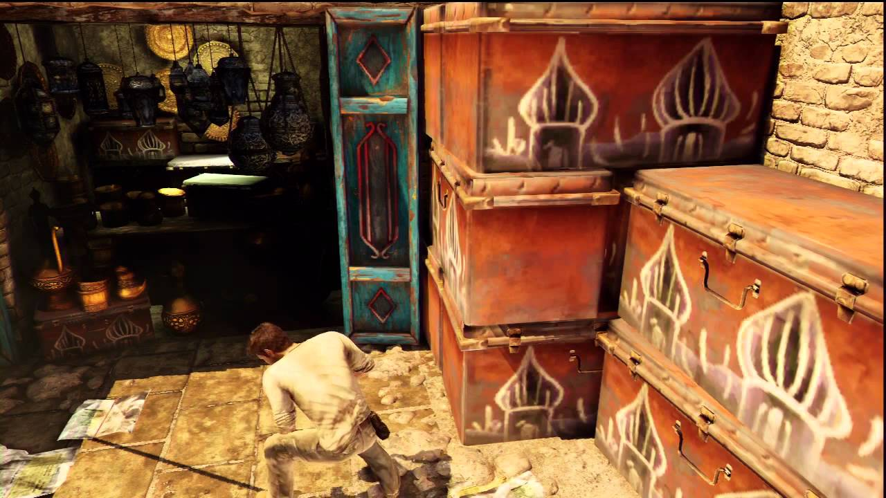 Uncharted 3 Treasure Locations: Treasure 48 Kahraman Amber ...