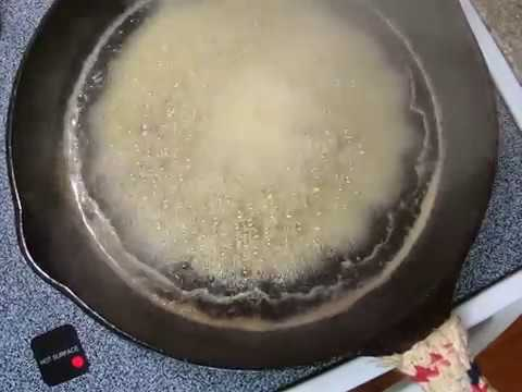 Cleaning Cast Iron Made Easy.  Pans That Last More Than a Lifetime.