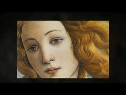 The Birth of Venus, Sandro Botticelli, 1486