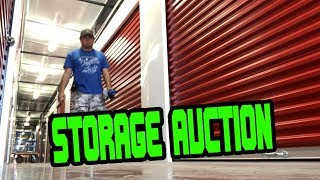 YOU WON'T BELIEVE WHAT WE FOUND IN THIS STORAGE UNIT