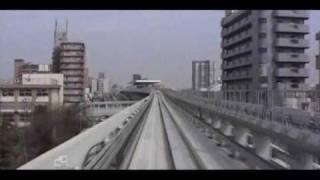 01.日暮里・舎人ライナー 「日暮里~高野」