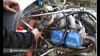 vidange des moteurs Rotax 912 et 914