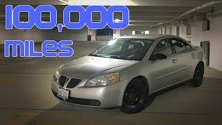 Pontiac G6 Videos