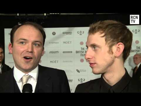 Rory Kinnear & Robert Emms Interview - Broken - BIFA 2012