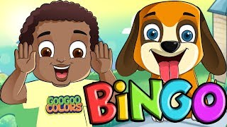 My Dog Bingo!  (Goo Goo Colors Songs & Story Time)