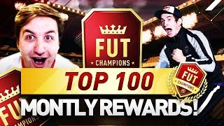 UNLUCKIEST FIFA17 MONTHLY REWARDS EVER WITH MATTHDGAMER!!