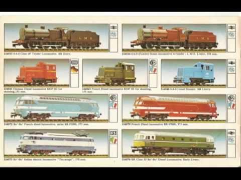 Catalogue Lima 1:45 & O Scale 1979/80