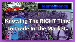 Knowing The RIGHT Time to Trade In The Market.. | #TANuggets