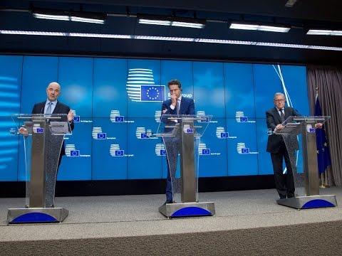 Eurogroup 20/3/2017 -- press conference