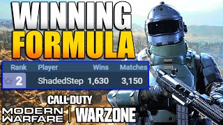 How the #2 Warzone Player Wins 70% of the Time | Top Tips for More Wins in Modern Warfare BR | JGOD