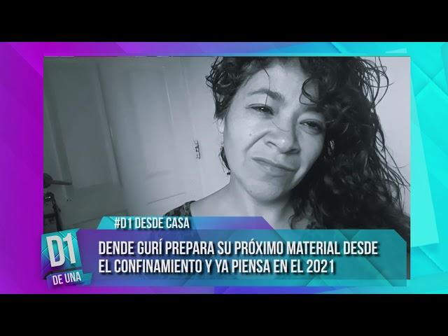 #D1 DESDE CASA / ENTREVISTA A DENDE GURÍ