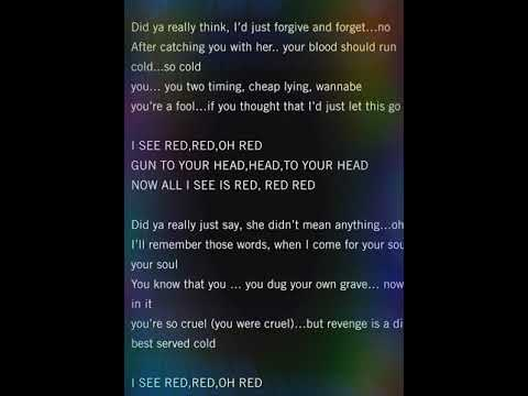 I See Red (Lyrics) Everybody Loves An Outlaw (365Dni film)