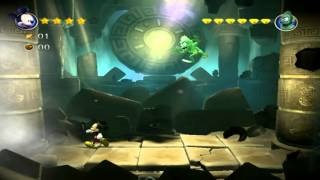 (LW)Castle of Illusion Starring Mickey - Boss 3