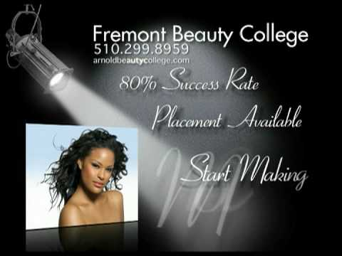 Fremont Beauty College Ad