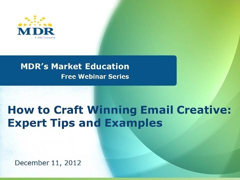 How to Craft Winning Email Creative: Expert Tips and Examples