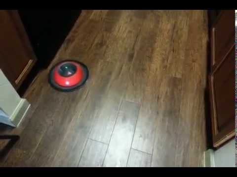 o-duster robotic floor cleaner,ceder - youtube
