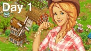 Good Game Big Farm, Day 1