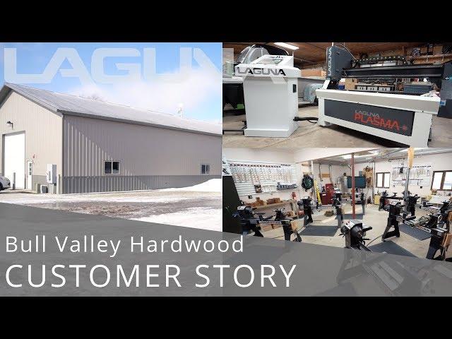 Customer Story: Bull Valley Hardwood | Laguna Tools